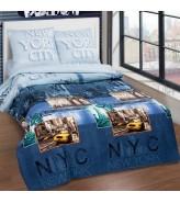 """Комплект из поплина """"Нью-Йорк"""""""